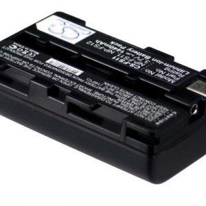 Sony NP-F10 NP-FS10 NP-FS11 NP-FS12 yhteensopiva akku 1440 mAh