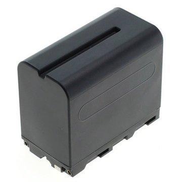 Sony NP-F960 NP-F970 Videokamera Akku 6600mAh