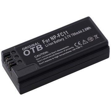Sony NP-FC10 / NP-FC11 Battery Cyber-shot DSC-V1 DSC-P10 700mAh
