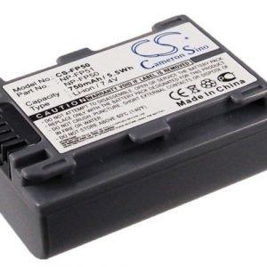 Sony NP-FP50 NP-FP30 NP-FP51 yhteensopiva akku 750 mAh