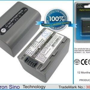 Sony NP-FP71D yhteensopiva akku 1300 mAh