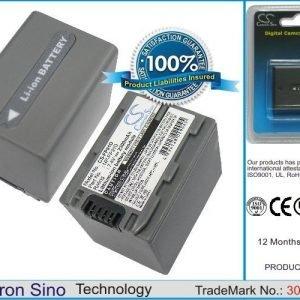 Sony NP-FP91D akku 2300 mAh