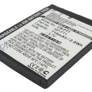 Sony NP-FT1 yhteensopiva akku 710 mAh