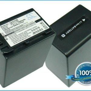 Sony NP-FV100 yhteensopiva akku 3300 mAh
