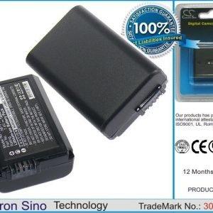 Sony NP-FW50 yhteensopiva akku 1080 mAh