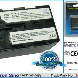Sony NP-QM71D akku 2800 mAh