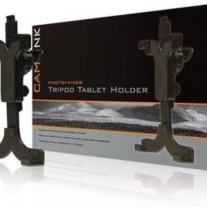 Tablet-teline kolmijalkaan 12 5-24 cm 1/4 ruuvikiinnitys