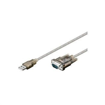 USB / 9 pin SUB-D Cable
