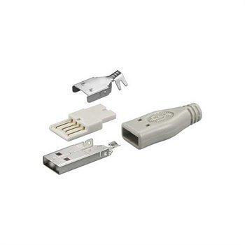USB Plug Solder Version