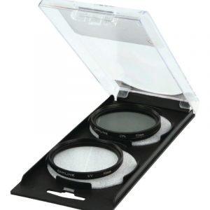 UV & CPL Polarizer Twin Pack 52mm