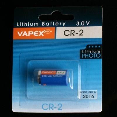 Vapex CR2 750 mAh paristo
