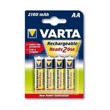 Varta 56706 R2U Longlife AA Battery