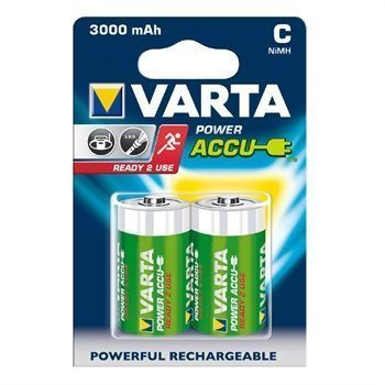 Varta 56714 Ready 2 Use Baby C Battery