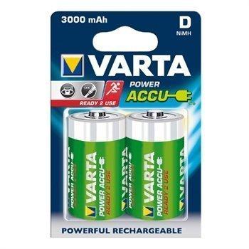 Varta 56720 Power Accu Mono D Battery