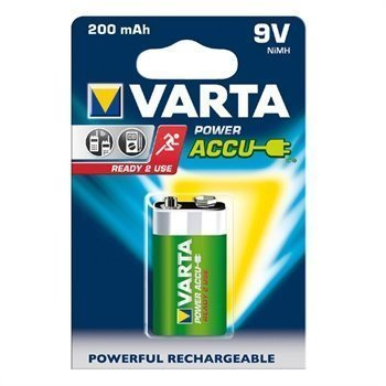 Varta 56722 Ready 2 Use E-Block Battery