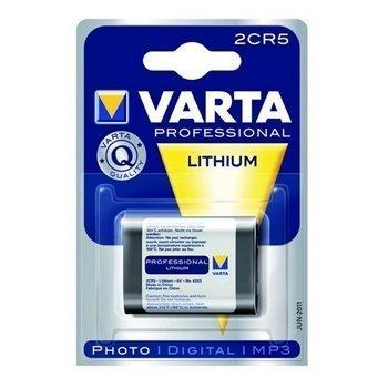 Varta 6203 2CR5 Ammatillinen Litium-akku