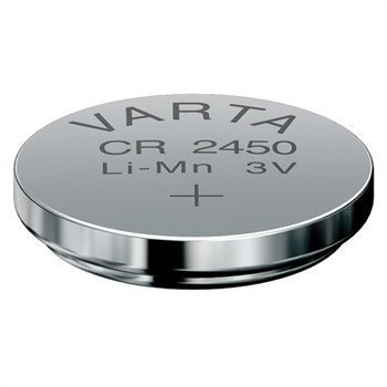 Varta CR2450 Professional Electronics Battery
