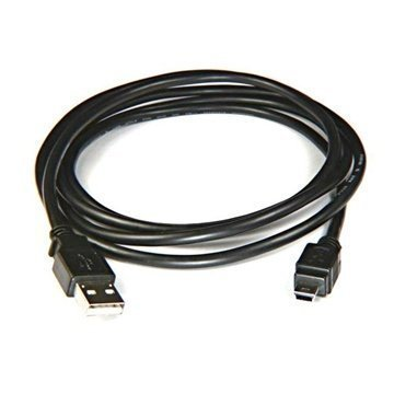 Vedimedia USB 2.0 A / Mini B 5-pol Cable 1m Black