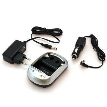 Videokamera Akkulaturi Canon BP-808 BP-809 BP-819 BP-828